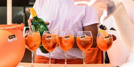 Spritz Party con DJ Set all'Idrosalo Milano biglietti