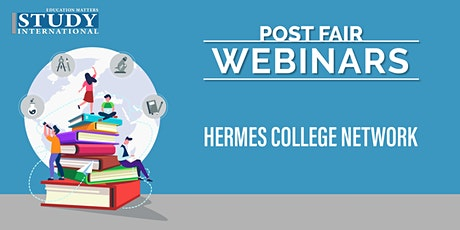 Post-Fair FREE Webinar: Hermes College tickets