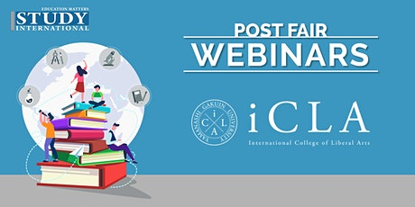 Post-Fair FREE Webinar: International College of Liberal Arts tickets