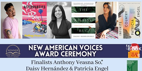 New American Voices 2021 Award Ceremony tickets