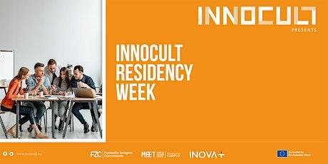 Programa abierto – Innocult Residency Week entradas