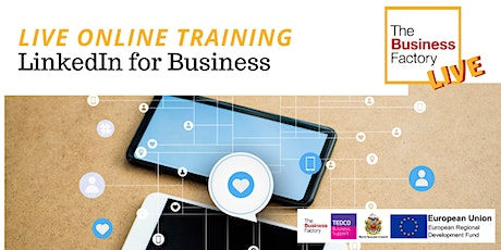 LinkedIn for Business 1PM tickets
