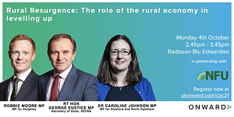 Rural Resurgence : The role of the rural economy in levelling up tickets