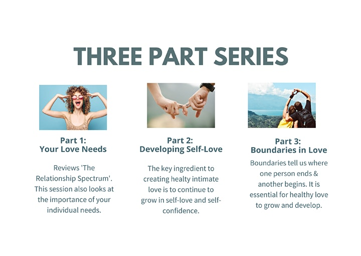 Only Healthy Love Series Part Three with The Relationship Coach image