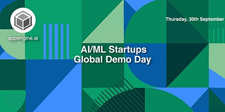 AI/ML Startups - Global Demo Day tickets