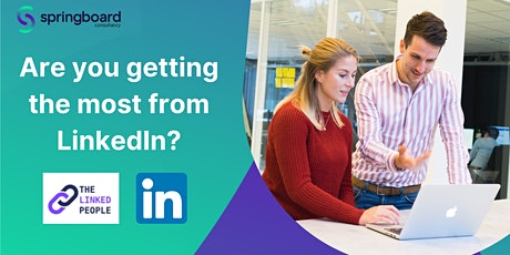 Are you getting the most from LinkedIn? tickets