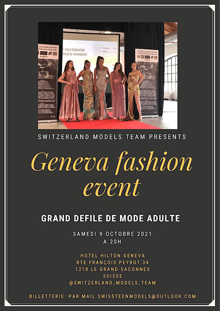 Geneva Fashion Event KIDS Fashion SHOW image