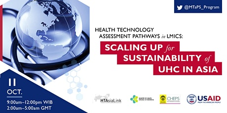 Health Technology Assessment pathways in LMICs tickets