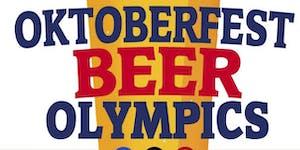 8th Annual OKTOBERFEST BEER OLYMPICS