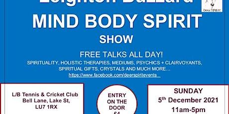 Leighton Buzzard Christmas Psychic & Wellbeing Fair tickets