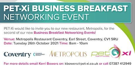 Breakfast Networking Event tickets