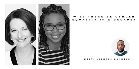 Will there be gender equality in a decade? tickets