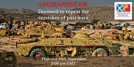 Afghanistan - Doomed to repeat the mistakes of past wars tickets