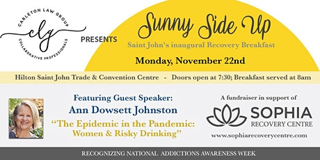SUNNY SIDE UP - RECOVERY BREAKFAST tickets