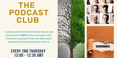 The Podcast Club (Episode 1) tickets