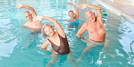 Initiatie Aquagym (Dag tegen Kanker) tickets