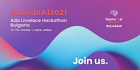 #AdaHack2021 Hackathon – Bulgaria tickets