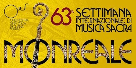 Antonio Vivaldi: Il Sacro Strumentale 63^ Settimana musica sacra  Monreale biglietti