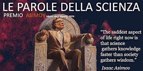 Le parole della Scienza biglietti
