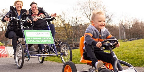 October  2021 Disability Bikes at Free Wheel North - We open at 10am tickets