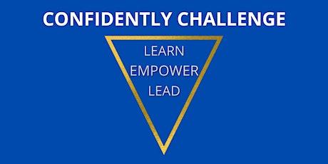 Confidently Challenge Workshop tickets