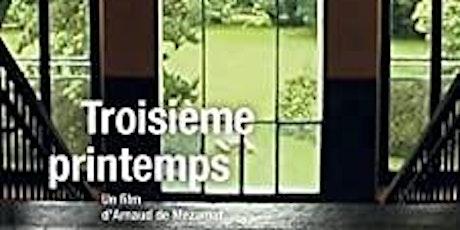 RENCONTRE - Troisième printemps d'A.de Mezamat- Lenval  06 oct. 14h biglietti