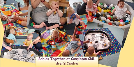 Babies Together at Congleton Children's Centre tickets