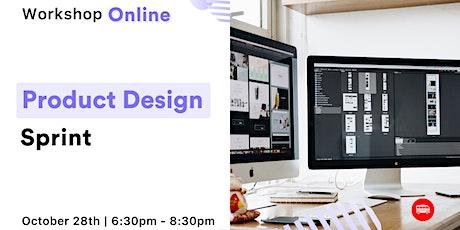 [Free online workshop] Product Design Sprint billets
