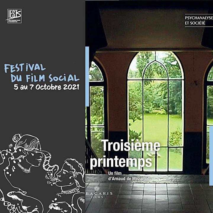 Image pour RENCONTRE - Troisième printemps d'A.de Mezamat- Lenval  06 oct. 14h