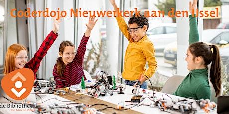 Coderdojo (sessie 1) Nieuwerkerk aan den IJssel tickets