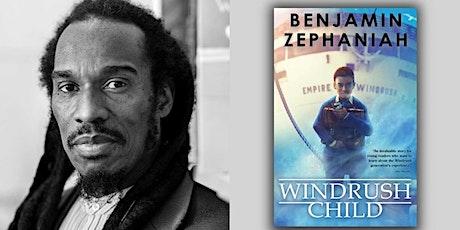 Stories of the Windrush Children with Benjamin Zephaniah tickets