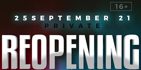Private Reopening by SIXTYSIX Club Tickets