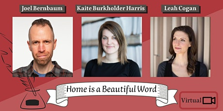 Home is a Beautiful Word (Virtual) tickets