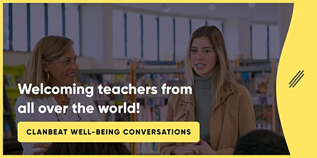 Clanbeat Well-being Conversations tickets