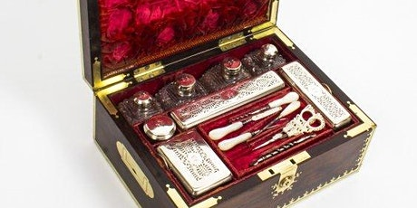 GFWI Talk about Regency Travelling Boxes tickets