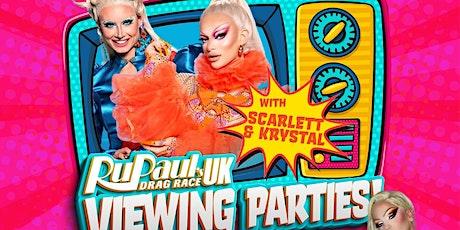 LONDON - Season 3  viewing party - Week 1 (Krystal Versace) ages 14+ tickets