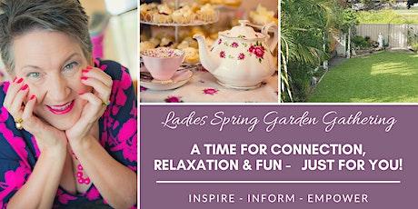 Ladies Spring Garden Gathering tickets