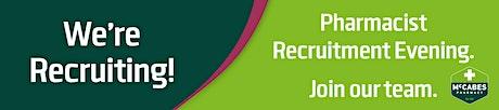 Pharmacist Recruitment Evening tickets