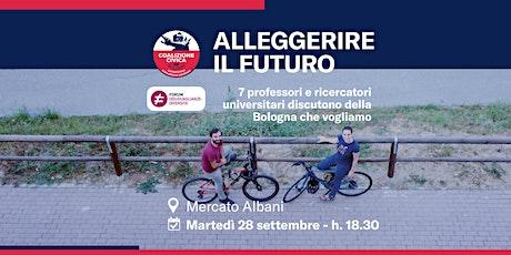 Alleggerire il futuro - 7 proposte concrete per Bologna zero emissioni biglietti