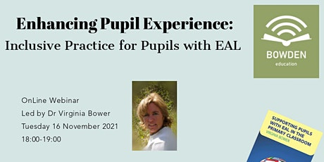 Inclusive Practice for Pupils with EAL tickets