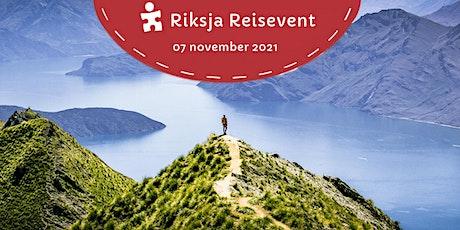 Riksja Reisevent 2021 tickets