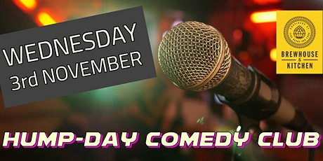 Humpday Comedy Club at The Brewhouse & Kitchen tickets