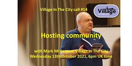 Village In The City call #14: Hosting community with Mark McKergow tickets