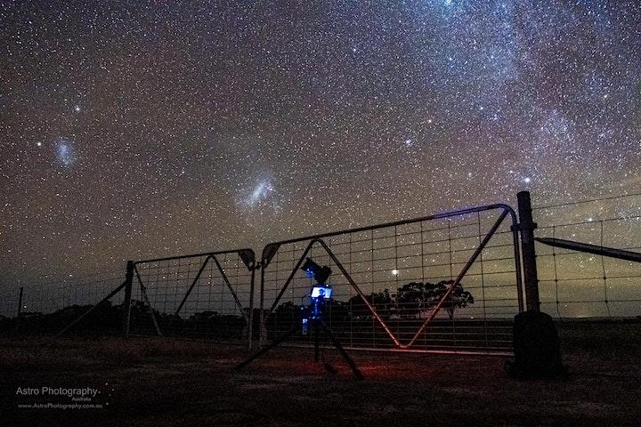 Dark Skies Astrophotography Workshop image