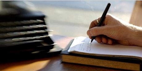 Writing My Story - Christ Church Brampton On-line event tickets