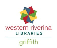 Griffith City Library logo