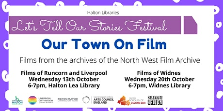 Our Town on Film: Films from the North West Film Archive tickets