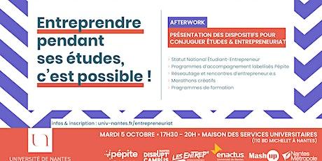 #CREATIV21 : L'Afterwork des étudiant.es nantais.es billets