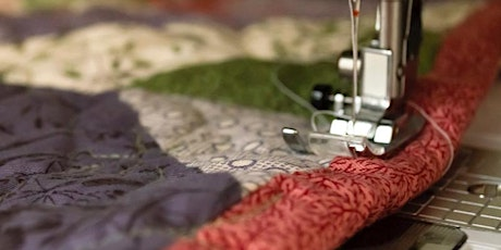Beginners Quilting at Abakhan at Mostyn tickets
