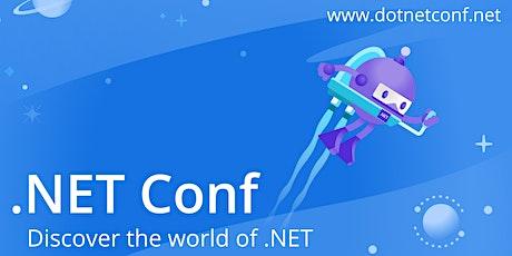 .NET Conf 2021 tickets